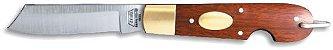 Canivete Zebu Z2 PR INOX - Imagem 1