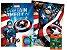 Marvel Kit Diversao - CAPTAIN AMERICA - Imagem 1