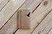 Caderno artesanal de bolso A6 - Garota pássaros - Imagem 2
