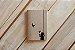 Caderno artesanal de bolso A6 - Garota pássaros - Imagem 1