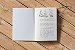 Caderno artesanal pobre, cego e nú formato A5 Bodoque por: Beto Martins - Imagem 4