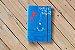 Caderno artesanal Onde está o seu tesouro? formato A5 Bodoque por: Beto Martins - Imagem 1