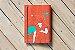 Caderno artesanal Esvaziar-se de si formato A5 Bodoque por: Beto Martins - Imagem 3