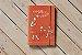 Caderno artesanal Esvaziar-se de si formato A5 Bodoque por: Beto Martins - Imagem 1