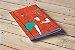 Caderno artesanal Esvaziar-se de si formato A5 Bodoque por: Beto Martins - Imagem 4