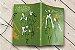 Caderno artesanal Há quem doe generosamente formato A5 Bodoque por: Beto Martins - Imagem 1