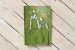 Caderno artesanal Há quem doe generosamente formato A5 Bodoque por: Beto Martins - Imagem 2