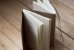 DEUX EN UN - Caderno artesanal Duplo formato A6 - Imagem 1