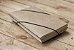 DEUX EN UN - Caderno artesanal Duplo formato A6 - Imagem 2