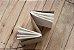 DEUX EN UN - Caderno artesanal Duplo formato A6 - Imagem 5