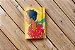 Caderno artesanal de bolso Bodoque ilustrada - Africanidades 3 - Beto Martins - Imagem 1