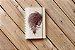 Caderno artesanal de bolso Bodoque ilustrada - Africanidades 4 - Beto Martins - Imagem 1