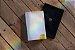 Caderneta de bolso de luxo em couro sintético branca - POLIANA LOPES - Imagem 2