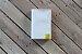 Caderneta de bolso de luxo em couro sintético branca - POLIANA LOPES - Imagem 4