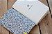 Caderneta de bolso de luxo em couro sintético azul clara - POLIANA LOPES - Imagem 4