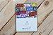 Caderneta de bolso de luxo em couro sintético cereja - POLIANA LOPES - Imagem 5
