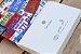 Caderneta de bolso de luxo em couro sintético cereja - POLIANA LOPES - Imagem 2