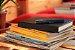 Caderno capa dura preto Bodoque - Imagem 4