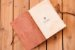 Caderno de couro caramelo envelhecida formato A6 Bodoque - Imagem 4