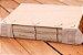 Encadernação Medieval A5 séc XIII - Capa em madeira Bodoque - Imagem 4