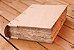Encadernação Medieval A5 séc XIII - Capa em madeira Bodoque - Imagem 3