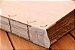 Encadernação Medieval A5 séc XIII - Capa em madeira Bodoque - Imagem 6