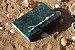 Coleção Sereias #1 caderno artesanal em couro formato A6 Bodoque - Imagem 2