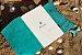 Coleção Sereias #1 caderno artesanal em couro formato A6 Bodoque - Imagem 3