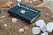 Coleção Sereias #2 caderno artesanal em couro formato A6 Bodoque - Imagem 4