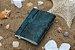 Coleção Sereias #2 caderno artesanal em couro formato A6 Bodoque - Imagem 3
