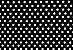 Papel Poá Preto-Branco 180g/m² A4 pacote com 25 folhas - Imagem 2