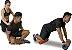 Foam Roller Rolo 3 Em 1 Para Yoga Pilates  Massagem Fisioterapia LiveUp - Imagem 5