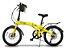 Bicicleta Pliage Plus Dobrável + Go Kart Drift + Boné Scooter Point Two Dogs - Imagem 2