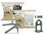 Kit Piso Porcelanato 600 Espaçadores + 100 Cunha + Alicate Nylon Eco - Imagem 2