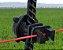 200 Unidades Isolador Tipo Vergalhão P/ Cerca Elétrica Rural - Imagem 3