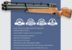 Carabina Pressão Rossi R8 5,5mm PCP 8 Tiros Com Case e Acessórios - Imagem 7