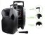 Caixa Som Amplificadora Alça 150W Rms Trolley Multilaser SP200 - Imagem 1