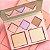 Pixi Beauty The Layers Highlighting paleta de iluminadores - Imagem 1