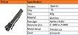 NOVA LANTERNA RECARREGAVEL LED T9 STORN III SUPER POTENTE 2 BATERIA 26650 LANÇAMENTO - Imagem 9
