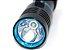 Lanterna Mergulho 8856 a Prova de água Até 50 Metros de Profundidade - Imagem 2