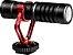 MICROFONE SHOTGUN UNIVERSAL SHOT-GO - Imagem 1