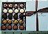 Sabores clássicos - caixa com 25 brigadeiros - Imagem 1
