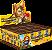 Jogo Krosmaster Arena Expansão Box Miniatura Surpresa Temporada 03 - Imagem 4