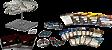 Jogo Star Wars X-Wing Expansão Millennium Falcon - Imagem 3