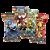 Pokémon Booster Box XY11 Cerco de Vapor - Imagem 2