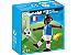 Playmobil 4737 - Jogador de Futebol - França 2 - Imagem 1