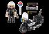 Playmobil 5648 - Maleta Policial com Moto - Imagem 2