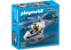 Playmobil 5916 - Helicóptero da Polícia - Imagem 1