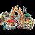 Playmobil 6634 - Grande Jardim Zoológico - Imagem 2