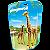Playmobil 6640 - Saquinho Animais Do Zoológico - Imagem 1